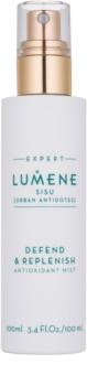 Lumene Sisu [Urban Antidotes] schützender Sprühnebel für das Gesicht gegen die Auswirkungen von Umwelteinflüssen